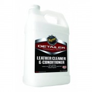 Solutie curatare&hidratare piele 3.78L - Meguiar's Leather Cleaner&Conditioner