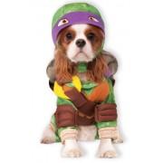 Mutant Rubie's Disfraz de Tortugas Ninja Mutantes para Adolescente, Donatello, S