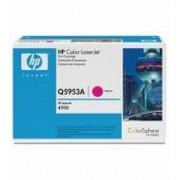 HP Q5953A M (HP 643A) Magenta Lasertoner, Original 10000 sidor