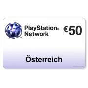 Sony (AT) PlayStation Network PSN Card 50EUR