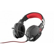 HEADPHONES, Trust GXT 322 Dynamic, Microphone, Black (20408)