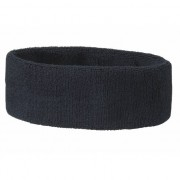 Geen Navy blauwe hoofd zweetband
