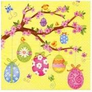 Velikonoční ubrousky