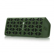 Wireless Bluetooth Speaker HiFi 3D Stereo Portable Sound Box Mic Hands Free AUX TF Supported - Green