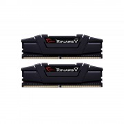 DDR4, KIT 8GB, 2x4GB, 3200MHz, G.SKILL Ripjaws V Black, CL15 (F4-3200C16D-8GVKB)
