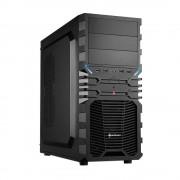Carcasa VG4-V, MiddleTower, Fara sursa, Negru