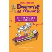 Dummie de mummie: Dummie de mummie en het masker van Sebek-Ra - Tosca Menten