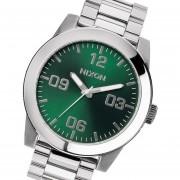 Reloj Nixon A3461696 Corporal Ss -Plateado