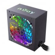 SURSA ATX 800W NJOY FREYA 800, 800W, Intelligent auto-thermal fan control, Active PFC