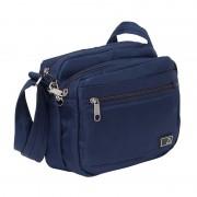 Zoomlite Metroshield Anti-Theft Shoulder Bag Navy