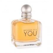 Giorgio Armani Emporio Armani Because It´s You 100 ml parfumovaná voda pre ženy