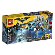 LEGO Batman Movie Mr. Freeze Ice Attack 70901 Building Kit (Multicolour)