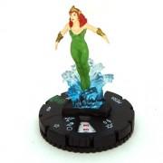 Heroclix DC Justice League Trinity War #028 Mera Figure Complete with Card