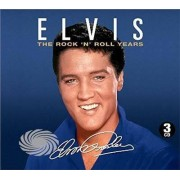 Video Delta Presley,Elvis - Rock N Roll Years - CD