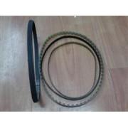 Curea 17X11x3650 Li + 3 Mm Strat Cauciuc Alb