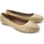 Clarks Amali Gem Bellies For Women(Gold)