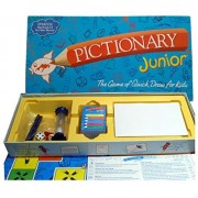 Pictionary Junior; The Game Of Quick Draw For Kids (1997 Update)
