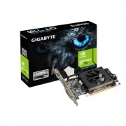 Gigabyte GeForce GT 710 1GB DDR3 64BIT DVI/HDMI/DSUB BOX