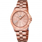 Reloj F16926/2 Golden Rose Festina Mujer Boyfriend Collection Festina