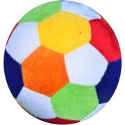 Soft stuffed and plush toy playing ball for kids (Multicolour Alphabetical)
