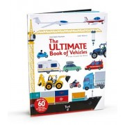 The Ultimate Book of Vehicles: From Around the World, Hardcover/Anne-Sophie Baumann