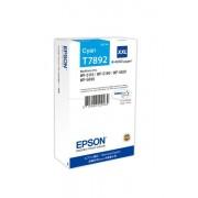 Epson T7892 eredeti cyan XXL tintapatron C13T789240 WF-5110DW WF-5190DW WF-5620DWF WF-5690DWF