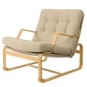 天童木工/Mシリーズレギュラータイプ両肘チェアMー0551(シュプールベージュ)ブルーノ・マットソン|デザイナーズ家具