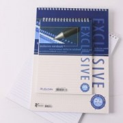 Бележник Keskin Color Exclusive, А4/А5,100 л