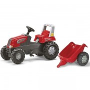 Traktor na pedale sa prikolicom Rolly toys Junior RT Kid