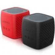Тонколона Fenda F&D W4, 1.0, 3W RMS, Bluetooth, черна и червена