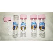 Tubete bolha de sabão personalizado