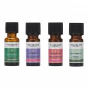 Uleiuri esentiale pentru Psoriasis 100 Pure ulei de Geranium Menta Lavanda Arbore de Ceai de la Tisserand Aromatherapy Set 4 buc