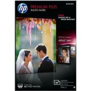 HP Premium Plus Fotopapier Carta Bianco Originale CR695A