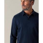 Gentlemen Selection Sweatshirt mit Kragen marine male 52