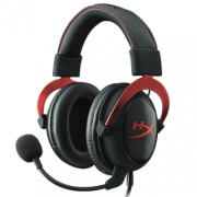 HYPERX Cloud II Headset Pro Gaming Headset (Red) - KHX-HSCP-RD
