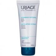 Uriage Hygiène gel de limpeza esfoliante para pele sensível 200 ml