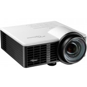 Projector, Optoma ML750ST, късофокусен, WXGA, 3D Ready (95.71Z01GC0E)