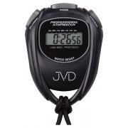 Černé designové digitální profesionální stopky JVD ST80.2 i s odpočtem času