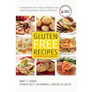 Gluten-Free Recipes for People with Diabetes, Paperback