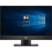 """All In One PC Dell Optiplex 5270 (Procesor Intel® Core™ i5-9500 (9M Cache, 4.40 GHz), Coffee Lake, 21.5"""" FHD, 8GB, 256GB SSD, Intel® UHD Graphics 630, Win10 Pro, Negru)"""