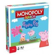 Joc Peppa Pig Jr Monopoly Board Game