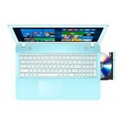 Laptop Asus VivoBook Max X541UA-GO1710, 15.6 HD LED Glare, Intel Core i3-7100U, RAM 4GB DDR4, HDD 500GB, EndlessOS, Aqua Blue