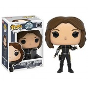 Mozlly Multipack - Funko POP! Agent Daisy Johnson - Quake 3.75 Inch Vinyl Toy From Agents of S.H.I.E.L.D. TV Series - Character Display Figure (Pack of 3) - Item #S120045_X3