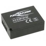 Ansmann A-FUJ NP-W 126 batteria ricaricabile Ioni di Litio 1020 mAh 7,4 V