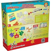 Science4you Chemistry 600 Science Experiment Kit (Multicolour)