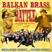 Balkan Brass Battle - Boban&Marko Markovic Orchestra versus Fanfara Ciorcarlia (CD)