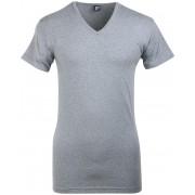 Alan Red Oklahoma Stretch T-Shirt V-Ausschnitt Mausgrau (1er-Pac - Grau S