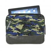 Licence 71195 Camo Chameleon Tablet Case Bag Blue LBF10854-BL