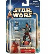 Star Wars Jango Fett Attack Of The Clones Hasbro
