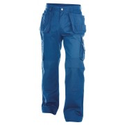 Dassy - OXFORD Werkbroek met Kniestukken - Korenblauw - Size: NL:63 BE:60